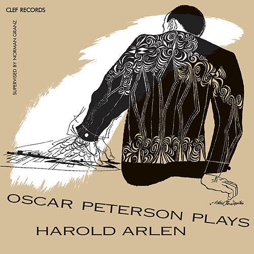 Oscar Peterson Plays Harold Arlen by Oscar Peterson