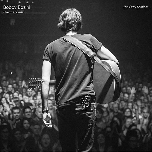 The Peak Sessions (Live & Acoustic) by Bobby Bazini