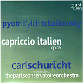 Tchaikovsky: Capriccio Italien by Paris Conservatoire Orchestra