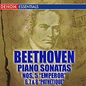 Beethoven Piano Sonatas Nos. 5 - 8 by Various Artists