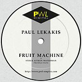 Fruit Machine by Paul Lekakis