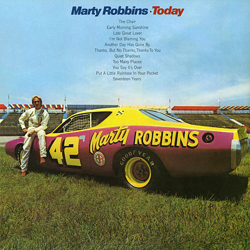 Today by Marty Robbins