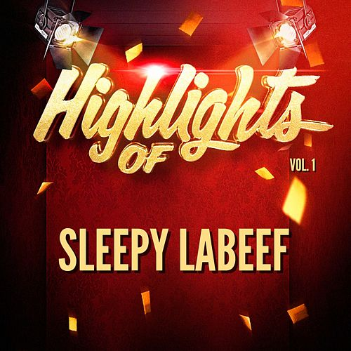 Highlights of Sleepy LaBeef, Vol. 1 by Sleepy LaBeef