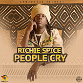 People Cry de Richie Spice