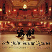 Saint John String Quartet by Saint John String Quartet