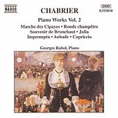 Piano Works Vol. 2 by Emmanuel Chabrier