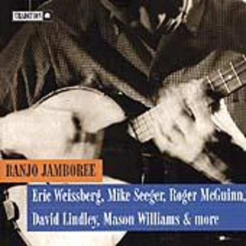 Banjo Jamboree by Mike Seeger