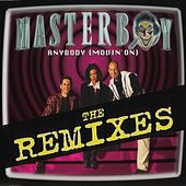 Anybody (movin'on)  The Remixes by Masterboy