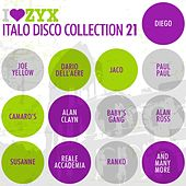 ZYX Italo Disco Collection 21 by Various Artists
