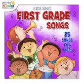 Kids Sing First Grade Songs by Wonder Kids