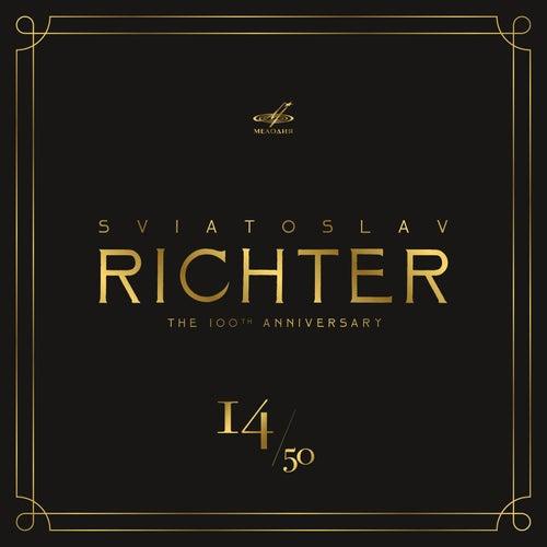 Play & Download Sviatoslav Richter 100, Vol. 14 (Live) by Sviatoslav Richter | Napster