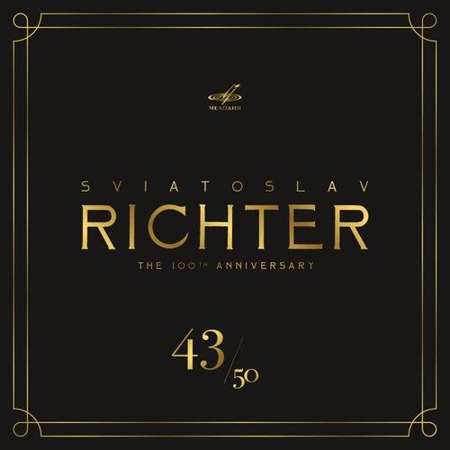 Play & Download Sviatoslav Richter 100, Vol. 43 (Live) by Sviatoslav Richter | Napster