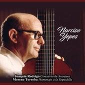 Play & Download Joaquín Rodrigo: Concierto de Aranjuez / Moreno Torroba: Homenaje a la Seguidilla by Narciso Yepes | Napster