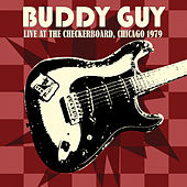 Play & Download Live At the Checkerboard by Buddy Guy | Napster