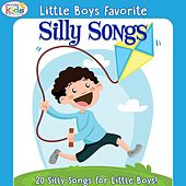 Little Boys Favorite Silly Songs by Wonder Kids