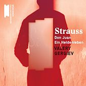 Play & Download R. Strauss: Don Juan, Ein Heldenleben by Valery Gergiev | Napster