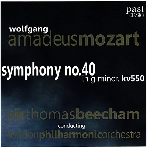 Play & Download Mozart: Symphony No. 40 by London Philharmonic Orchestra | Napster