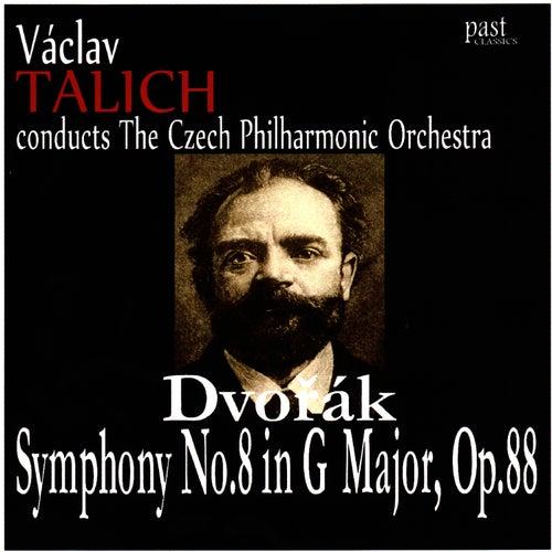 Dvořák: Symphony No. 8 by Czech Philharmonic Orchestra