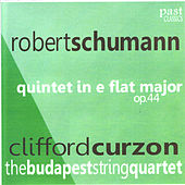 Schumann: Quintet in E-flat major by Clifford Curzon