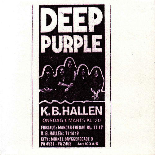Play & Download Live In Denmark '72 by Deep Purple | Napster