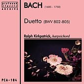 Play & Download Duetto by Ralph Kirkpatrick | Napster