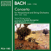 Play & Download Concerto, Harpsichord and String Orchestra by Ralph Kirkpatrick | Napster