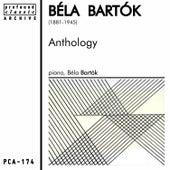 Béla Bartók Anthology by Béla Bartók