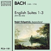 Play & Download English Suites 1-3 by Ralph Kirkpatrick | Napster