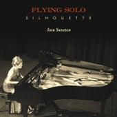 Flying Solo Silhouette by Ann Sweeten