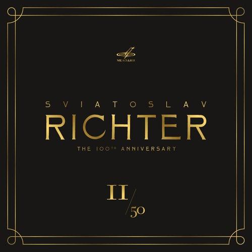 Play & Download Sviatoslav Richter 100, Vol. 11 (Live) by Sviatoslav Richter | Napster