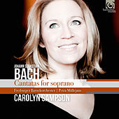 Bach: Cantatas for soprano by Various Artists