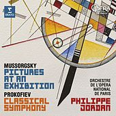 Play & Download Mussorgsky: Pictures at an Exhibition - Prokofiev: Symphony No. 1,