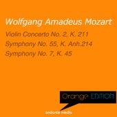 Play & Download Orange Edition - Mozart: Violin Concerto No. 2, K. 211 & Symphony No. 7, K. 45 by Various Artists | Napster