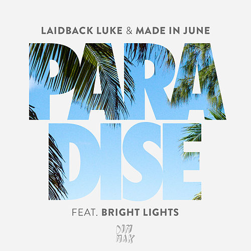 Paradise (feat. Bright Lights) by Laidback Luke