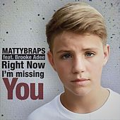 Play & Download Right Now I'm Missing You (feat. Brooke Adee) by Mattybraps | Napster
