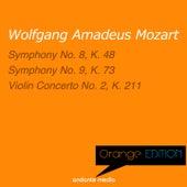 Play & Download Orange Edition - Mozart: Symphony No. 8, K. 48 & Violin Concerto No. 2, K. 211 by Various Artists | Napster
