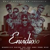 Envidioso Remix (feat. Atomic, Quimico, Fuego, Black Point, Paramba & Mr Saik) by Mr Manyao