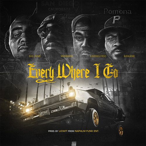 Everywhere I Go by Kokane