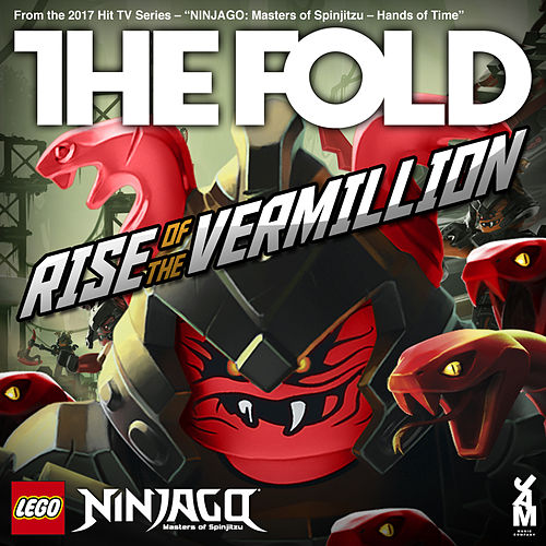LEGO Ninjago - Rise of the Vermillion by The Fold