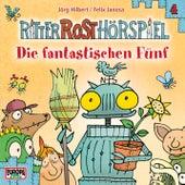 04/Die fantastischen Fünf von Ritter Rost