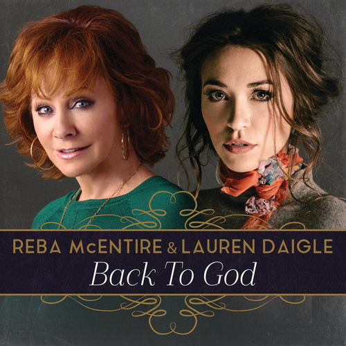 Back To God by Reba McEntire