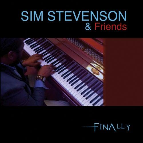 Play & Download Finally by Sim Stevenson | Napster