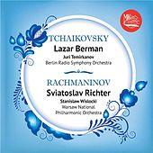 Tchaikovsky: Piano Concerto No. 1 - Rachmaninoff: Piano Concerto No. 2 by Various Artists