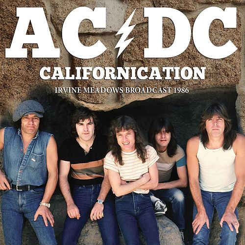 Californication (Live) de AC/DC
