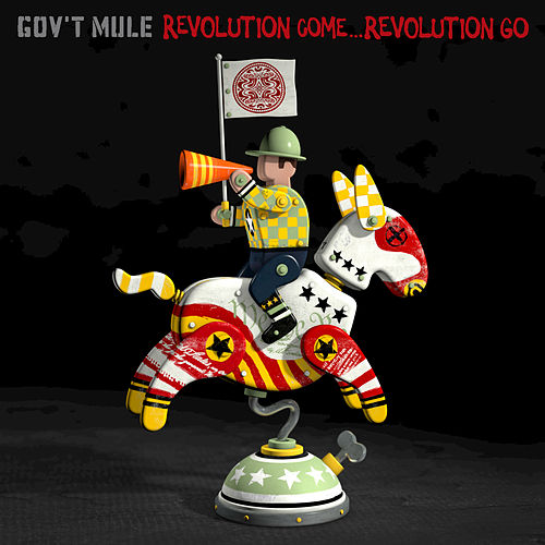 Stone Cold Rage by Gov't Mule