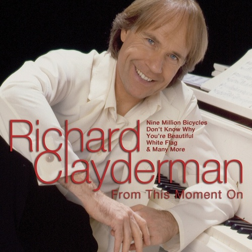 From This Moment on by Richard Clayderman