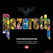 Homecoming - The Greatest Hits Live In Glasgow de Nazareth