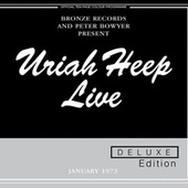 Live (Expanded Deluxe Edition) by Uriah Heep