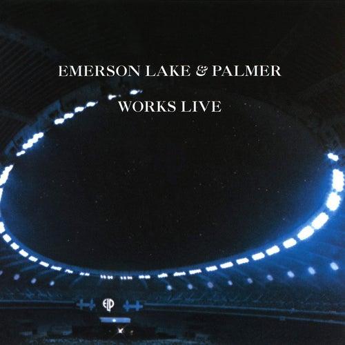 Works Live by Emerson, Lake & Palmer
