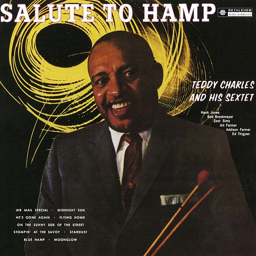 Play & Download Salute to Hamp (2014 Remastered Edition) by Teddy Charles | Napster